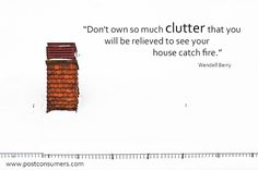 Our Favorite Clutter