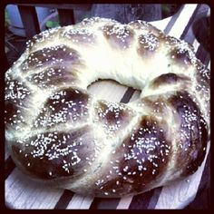 America's Test Kitchen Recipe for Challah - easy, simple, no knead delicious! #recipe #baking #kosher