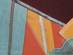 If you rarely use your serger, Nancy Zieman and Pam Mahshie show you how to embrace your serger and all it's wonderful features.