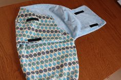 Lotta Jansdotter's Simple Sewing for Baby: 24 Easy Projects for Newborns to Toddlers (such as DIY swaddlers)