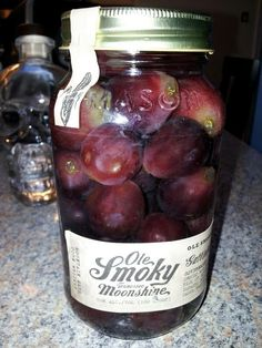 "Drunken+Grapes!+5.00+stars,+11+reviews.+""We'll+find+out+how+they+taste+in+a+few+days!+Can't+wait!""+@allthecooks+#recipe+#alcohol+#grapes+#easy+#drink+#cold"