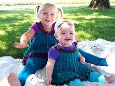 Swing Dress Tunic - Pattern Review 1