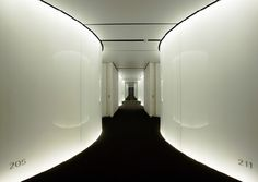 12 Design-Differentiated Floors Linked Together in Hotel Puerta América