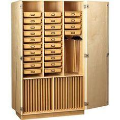 Art Supply Cabinet at SCHOOLSin