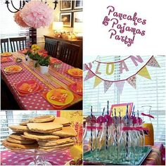 great idea for jillian's slumber party!