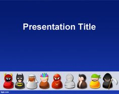 This free Halloween PowerPoint template for presentations can be used for Halloween season and is a great background with different costumes for Halloween that you can download for entertainment presentations for example to create Halloween presentation for classroom or for the School