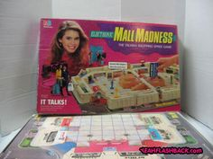 Mall Madness. I loved this game!!