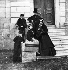 Boy's hat, 1869. Newsboy with a hard brim. Is there another name for this style of boy's hat?