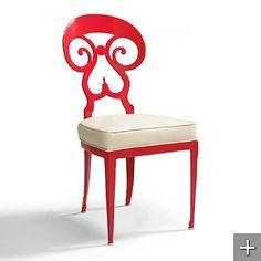 furnituredin tabl, dine side, venetian dine, cushions, frontgat venetian, furnitur side, design idea, decor idea, side chairs