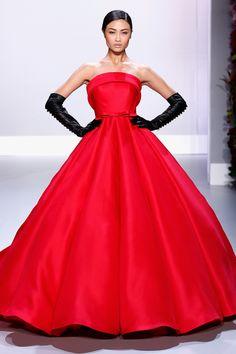 Ralph & Russo Haute Couture Spring 2014 #vestidosdefiesta #modafiesta