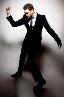 Michael Buble, duh, that voice is amazing!