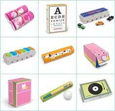 Box Play for Kids stickers