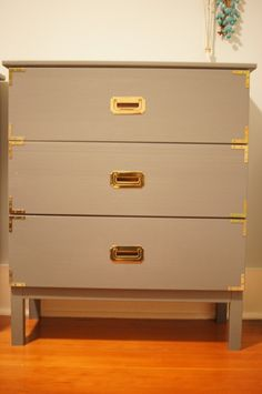 Ikea Tarva hack. Trying to decide between a campaign drawer hack like this one or a mid century modern stain and new knobs.