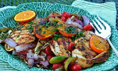100 paleo recipes (some look really good like the Mojo Chicken Breast with Citrus)