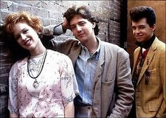 Pretty in Pink (1986)--YESSS!! love this movie!