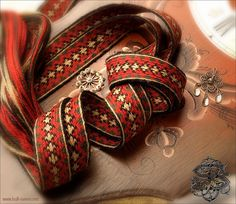 Jewelry, tissues & Tole Painting: Brikkevev