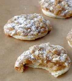 Apple Pie Cookies. @Lauren Davison Davison Davison Davison Davison Davison McBride made these and they were awesome!!!