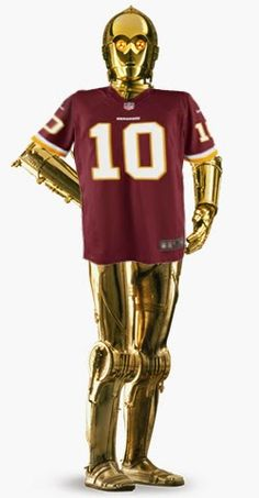 The Prices Do DC: RG3PO, Flattened Zoe Barnes, and More: DC-Centric ...