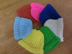 infant hats for The Children's Hospital of Philadelphia