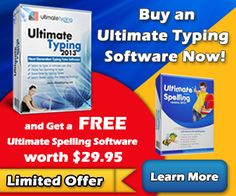 Type Faster In Five Steps - PLUS A Limited Time Deal on Ultimate Typing Software
