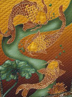 Quilt art - Malvern 2012- wow!