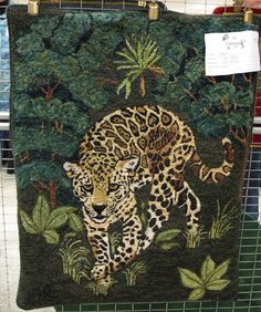 Jaguar by Lelia Ridgeway.
