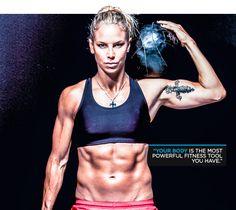 Bodybuilding.com - Ashley Conrad's 21-Day Clutch Cut