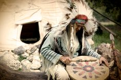 Experience a Native American Sweat Lodge ceremony