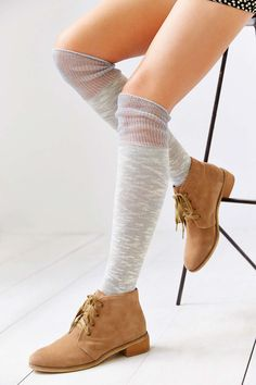 Slouchy Over-The-Knee Sock