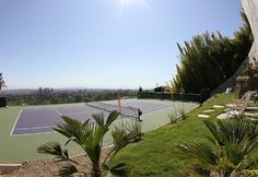High up in the hills of Los Angeles sits one of the world's most interesting privately owned tennis courts. Read all about it here, and tell us if you know of a tennis court you would nominate as one of the world's most interesting places to play.