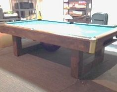 Pool Table - Sheridan Billiards | Colorado Pool Tables | Denver Pool ...