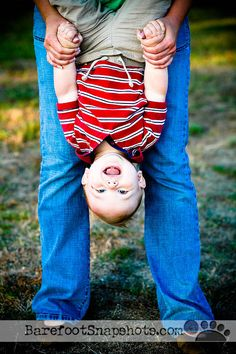JB would love this pose.  Great way to capture age 18 months