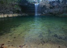 Hamilton Pool - Texas Hill Country