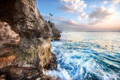 Breathtaking view - Jamaica, Negril, West Side Cliffs