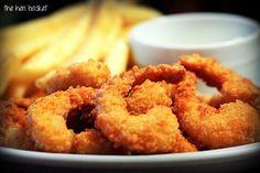 The Hen Basket: RITZ Cracker Buffalo Shrimp