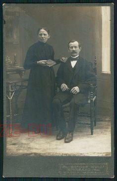 STARGARD in Pommern 1919 Atelier Alexander Wolff