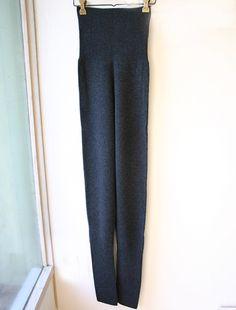 knit tights.
