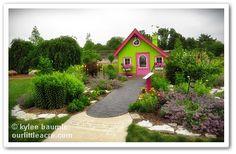 "Our Little Acre: ""PBS Takes a Stroll Through Smiley Park Children's Garden in Van Wert, OH"""
