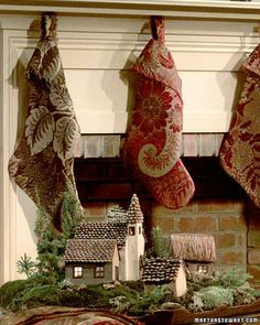Carpet Stockings How-To