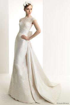 Karina by Zuhair Murad #bridal #gown #wedding #dress