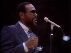 An all-time great... Marvin Gaye sings American National Anthem.