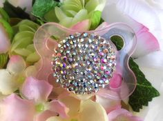 Bling Rhinestone Pacifier Paci Binky Baby MAM Pacifier Novelty Item on Etsy, $17.00