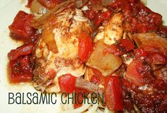 My Own Blog Review: Balsamic Chicken..and my thoughts