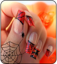 Halloween - Nail Art