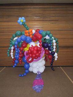 beauti balloon, balloon twist