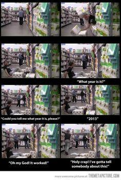 Perfect prank…