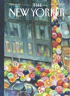 My favorite New Yorker cover.