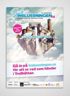 Photo manipulation made in Photoshop, latout, magazine cover