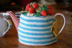 Strawberry Tea Anyone?