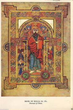 E Book Of Kells Book of Kells on Pinterest | Book Of Kells, Illuminated Manuscript and ...